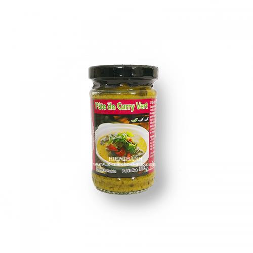 Pâte de Curry Vert 110g - Thai Expert