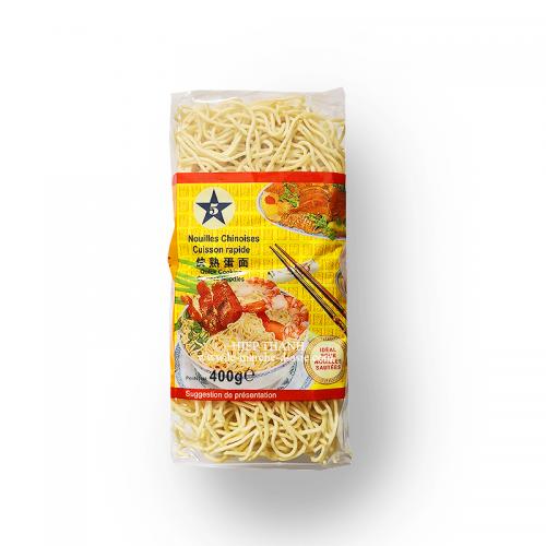 Nouilles chinoises cuisson rapide 400g - 5 étoiles