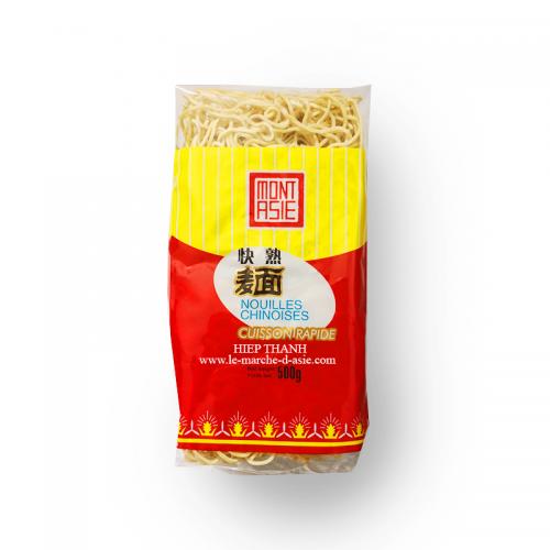 Nouilles chinoises cuisson rapide 500g - Mont Asie