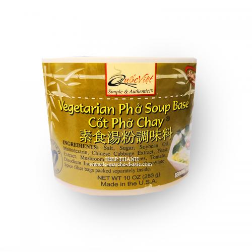 Préparation pour Phở Chay végétarien (Quốc Việt Foods)