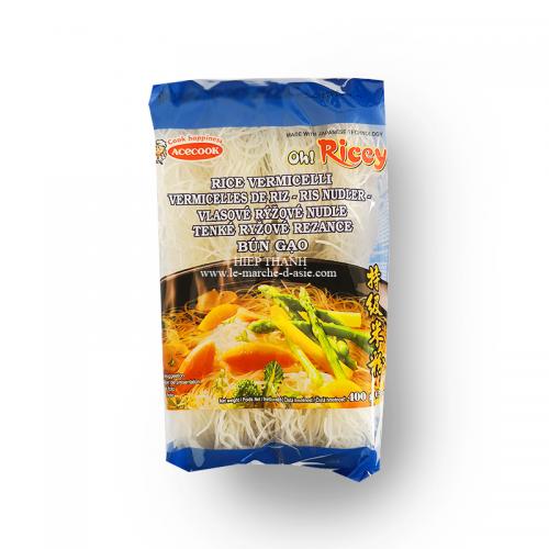Vermicelles de riz 400g - Oh! Ricey