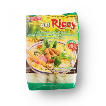 Sachet 500g, Nouilles de riz, Oh! Ricey
