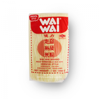 Vermicelles de riz, 200g, WaiWai