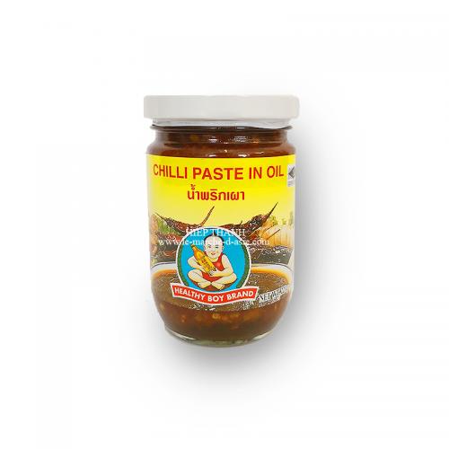 Pâte de piment à l'huile 220g - Healthy boy brand
