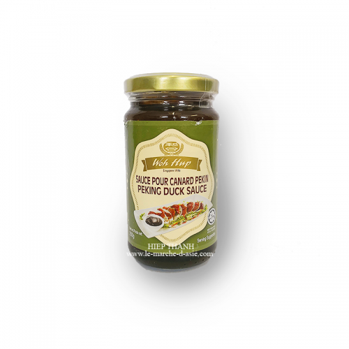 Sauce pour canard pékinois 200g - Woh Hup