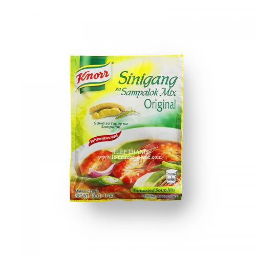 Préparation pour soupe au tamarin Sinigang - Knorr