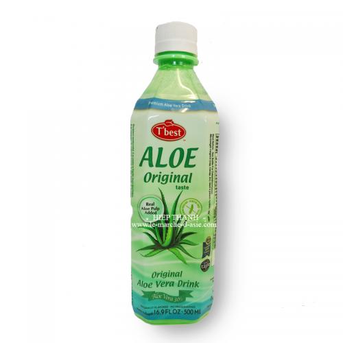 Boisson à l'Aloe vera - T'best