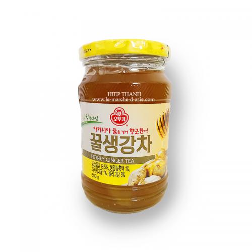 Thé gingembre miel 500g - Ottogi