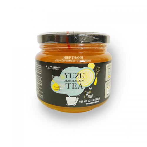 Préparation sucrée de Yuzu au miel 580g