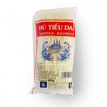 Sachet de nouilles de tapioca, 400g, Hủ tiếu dai