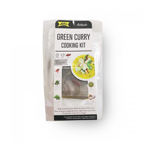 Curry Vert Cooking Kit - Lobo