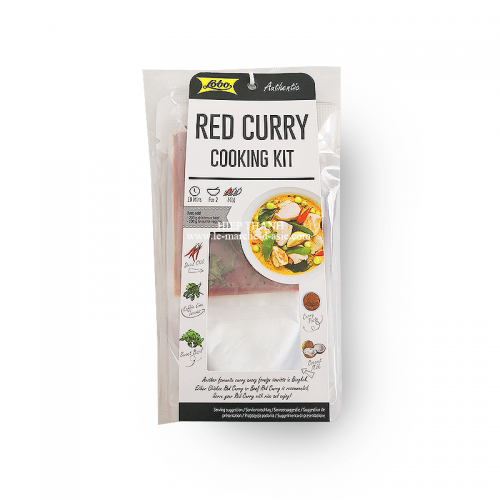 Curry Rouge Cooking Kit - Lobo