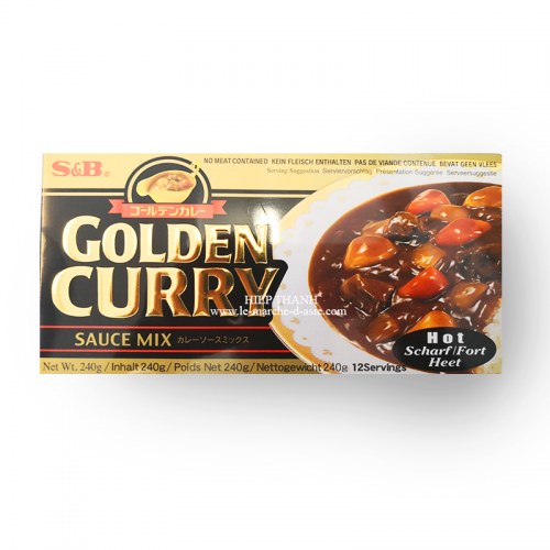 Golden Curry Fort - S&B