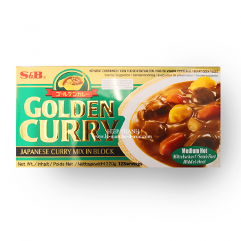 GOLDEN CURRY S&B MEDIUM