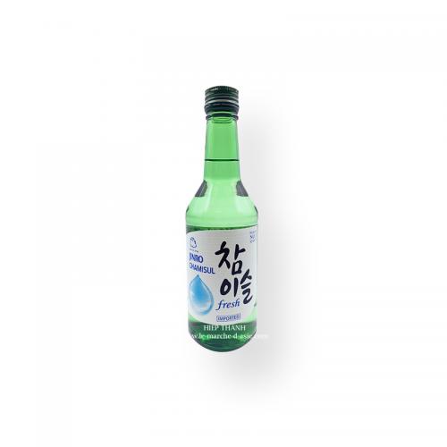 Soju fresh 350mL - Jinro Chamisul