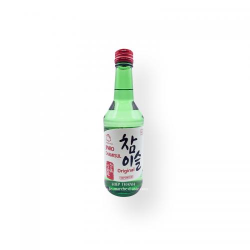 Soju original 350mL - Jinro Chamisul