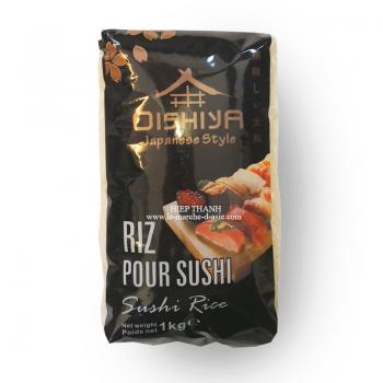 RIZ POUR SUSHI OISHIYA 1KG