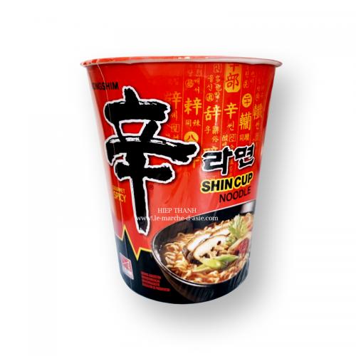 Cup Noodles - Shin Ramyun Spicy - Epicé - Nongshim