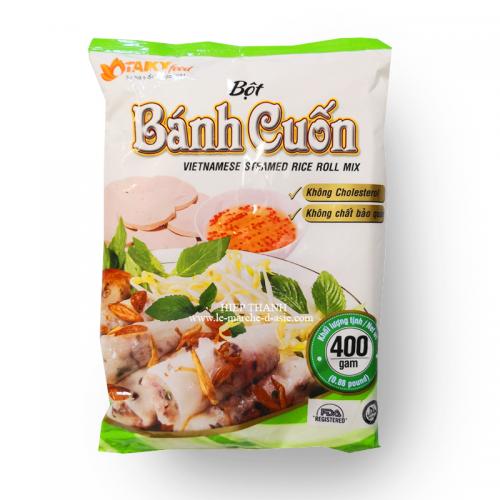 Préparation pour raviolis tonkinois (bột Bánh Cuốn) 400g - Taky food