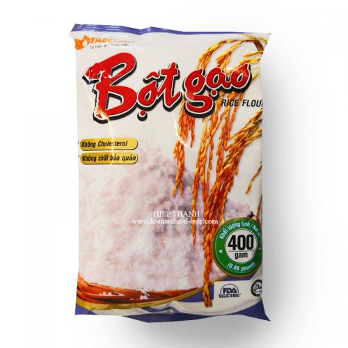 Farine de riz (bột gạo) 400g - Taky food