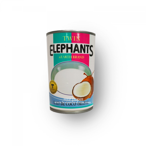 Lait de coco - Elephants