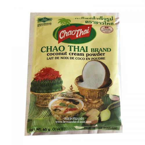 Lait de coco en poudre - Chao Thai