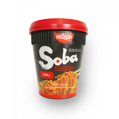 Cup Noodles - Soba Chili - Nissin