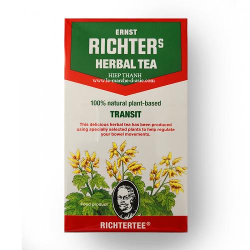 Tisane Ernst Richter Transit