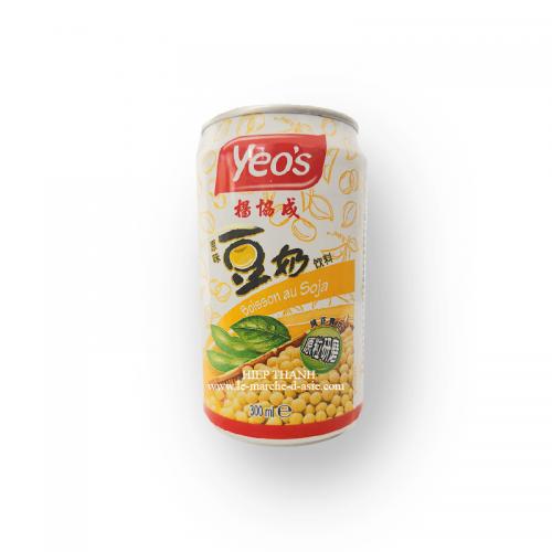 Boisson au soja - Yeos