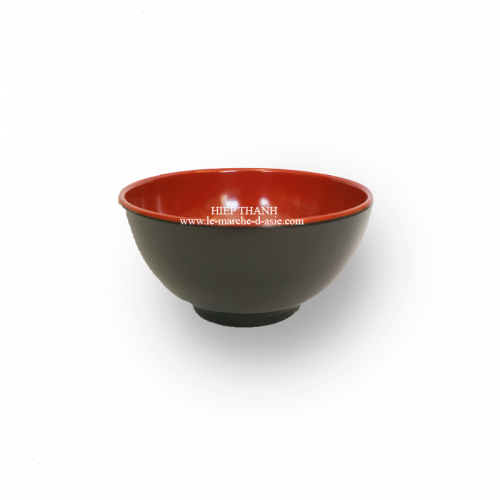 Bol rouge pour riz 11.5cm