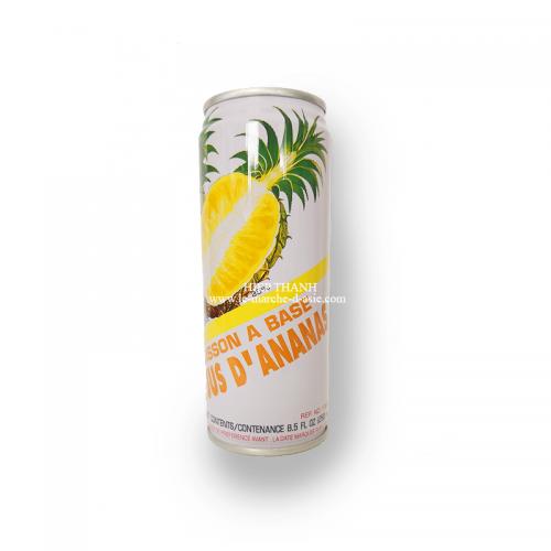 Jus d'ananas 250mL - Cock Brand