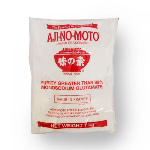 Glutamate 1kg - Aji-No-Moto